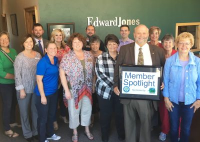 Member Spotlight for Edward Jones